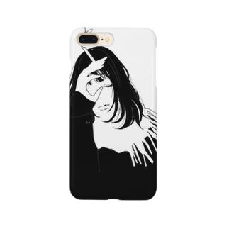 少女A Smartphone cases