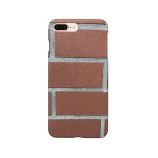 レンガ風ケース Smartphone cases