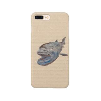 メガマウス Smartphone cases
