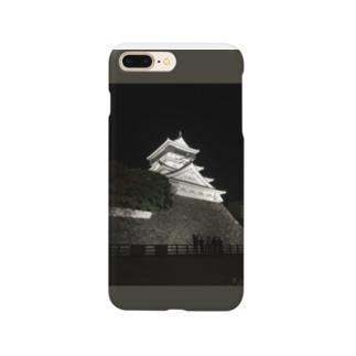 小倉城の映ばえシリーズ Smartphone cases