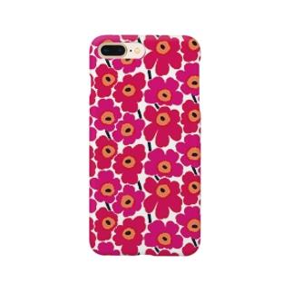 marimekko  赤 Smartphone cases
