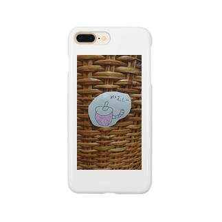 いもむっしー Smartphone cases