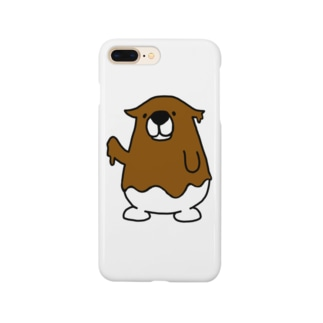 くまちょこ Smartphone cases