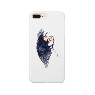 グラサン Smartphone cases