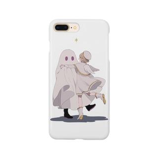 おばけと少女 Smartphone cases