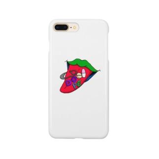 DOPEシリーズ Smartphone cases