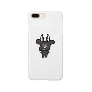 黒BUSHIKA Smartphone cases