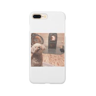 薪ストーブ Smartphone cases