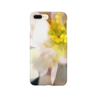 桜咲く Smartphone cases