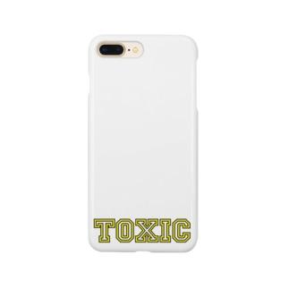 toxic-1 Smartphone cases