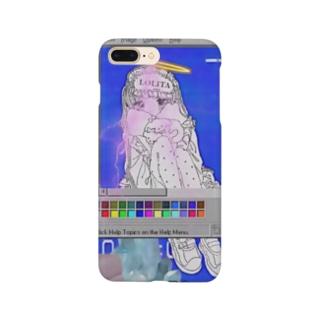 改訂版女の子のiPhoneケース Smartphone cases