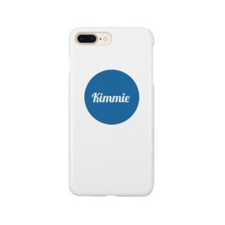 kimmie logo#INDIGOBLUE Smartphone cases