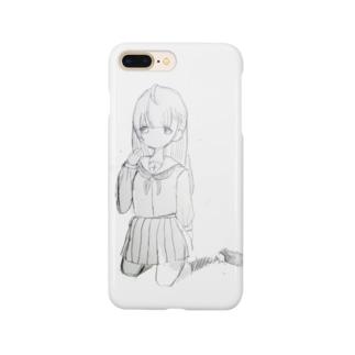 蜀・逡繰K 冥界JK Smartphone cases