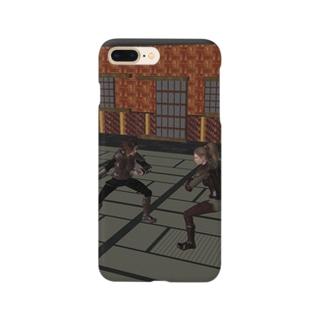 対峙乱舞 Smartphone cases