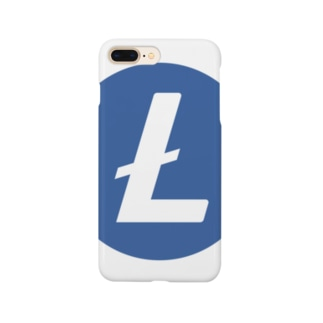 Litecoin ライトコイン Smartphone cases
