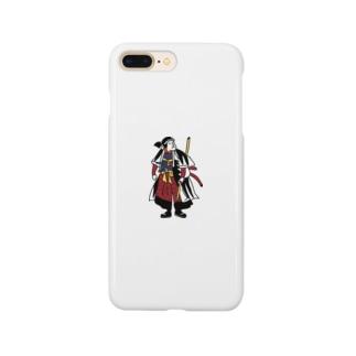 忠臣蔵の1人 Smartphone cases