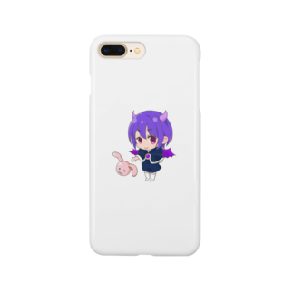Not for youの悪魔少女 Smartphone cases