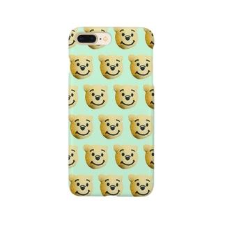 ぷーだらけ Smartphone cases