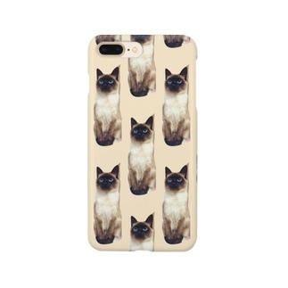 うちのニャンコ Smartphone cases
