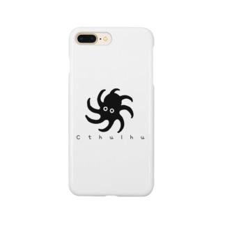 おかゆ帝国のクトゥルフ Smartphone cases
