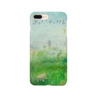 ムラナギ/二月のノルトワース Smartphone cases