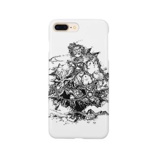 安気 Smartphone cases