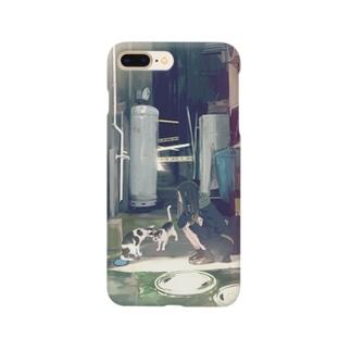 分岐 Smartphone cases