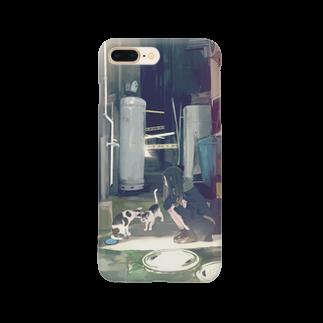 MMstoreの分岐 Smartphone cases
