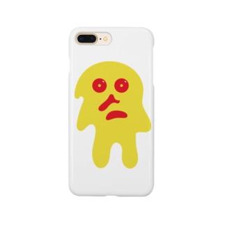 マスタード Smartphone cases