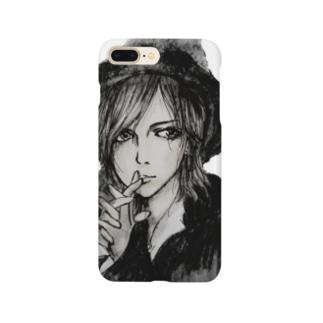 男装の麗人 Smartphone cases