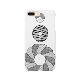 ドーナツ Smartphone cases