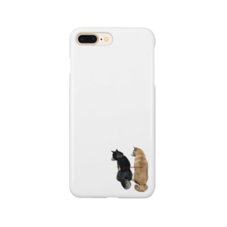 柴犬ぴょんこす&れげれん Smartphone cases