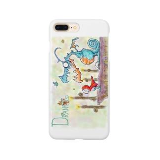ドラネットふぉん Smartphone cases