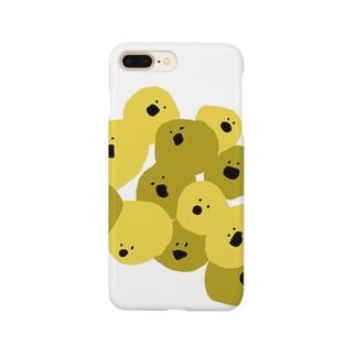 めんまのさいぼぼ Smartphone cases