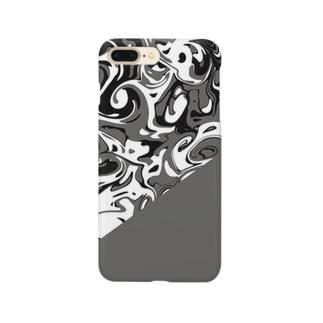 【闇】 Smartphone cases