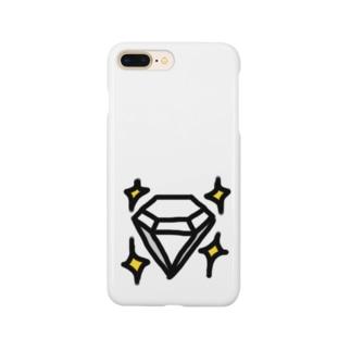 ダイアモンドグッズ Smartphone cases
