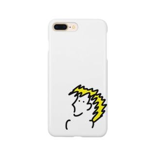 売れないバンドのボーカル Smartphone cases