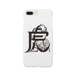虎 Smartphone cases