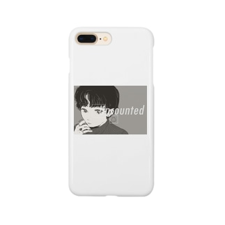 Uncounted(iPhone case) Smartphone cases