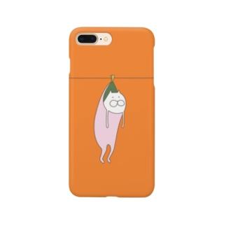 ねこタイツの洗濯 Smartphone cases