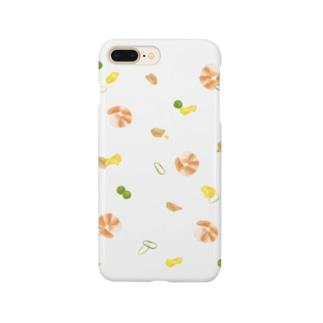 チャーハン!!!!! Smartphone cases