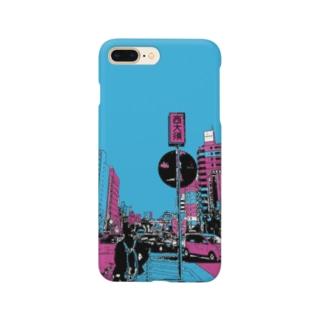 西大須 Smartphone cases