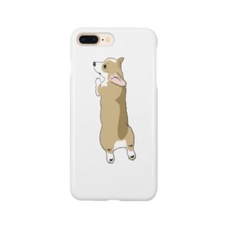 パピコギのふせっ Smartphone cases