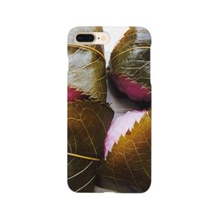 道明寺 Smartphone cases