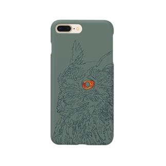 OWL'di ver2 Smartphone cases