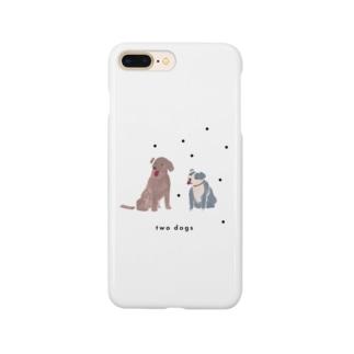イヌ 2 Smartphone cases