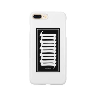 GOD COMPLEX ロゴ(黒) スマートフォンケース