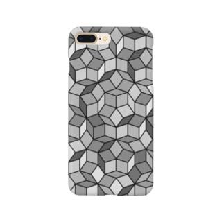 ペンローズモザイク Smartphone cases