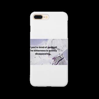 ユノユノショップのVの名言 Smartphone cases