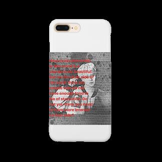 ユノユノショップのSUGAの名言 Smartphone cases